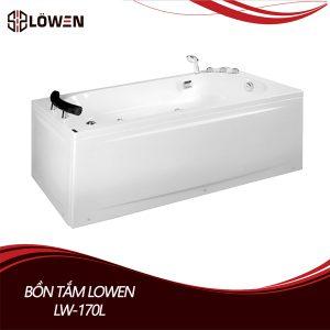 BỒN TẮM LOWEN LW-170L