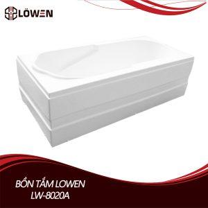 BỒN TẮM LOWEN LW-8020A