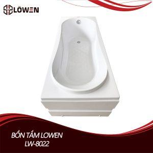 BỒN TẮM LOWEN LW-8022