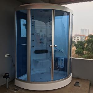 Phòng tắm xông hơi massage LOWEN LW-PXH-04