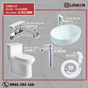 Phòng combo LOWEN 03 - combo kết hợp