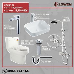 Phòng combo LOWEN 04 - combo kết hợp